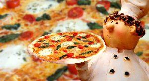 Speisekarte vom Restaurant Pizzeria Westend mit Lieferservice in Frankfurt am Main.